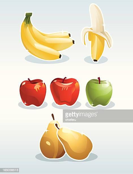 ファンタスティックルームのフルーツ
