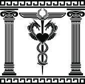 fantasy medical symbol