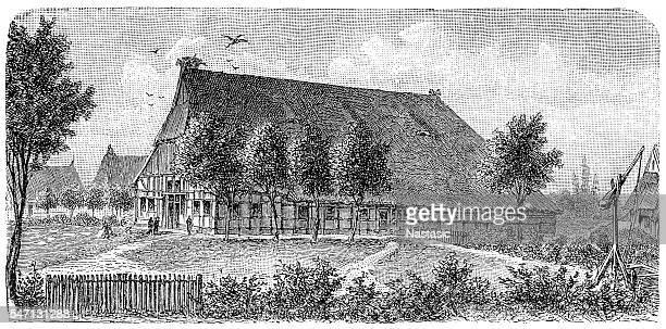 Farm house Holstein (Northern Germany)