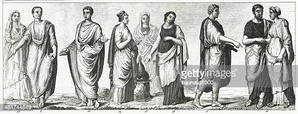 Fashions of Ancient Rome