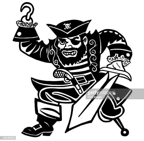 Lucha de pirata