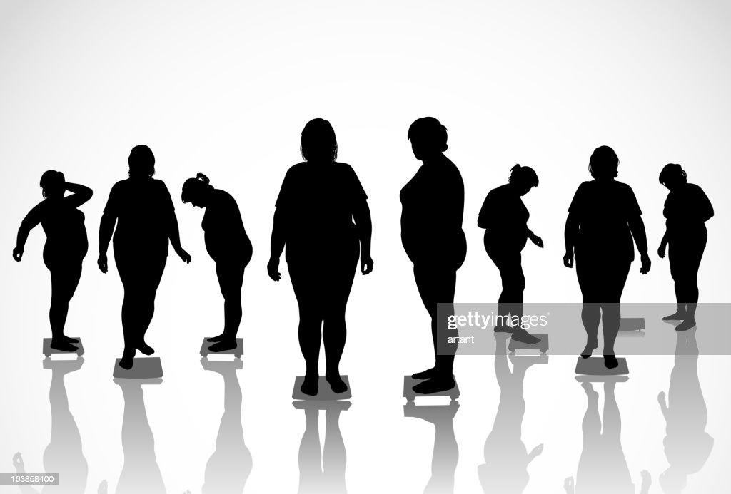 figures of thick women