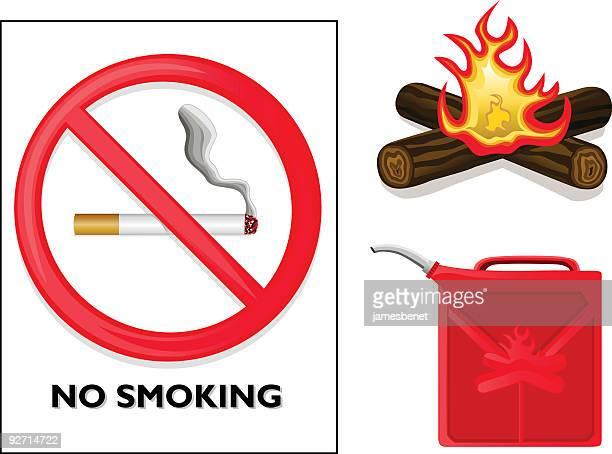 ilustraciones, imágenes clip art, dibujos animados e iconos de stock de fuego símbolos (vector - incendio forestal