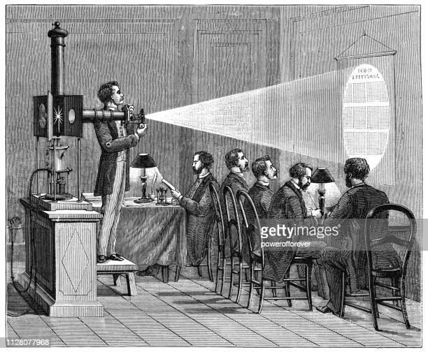 First Use of Microform Communication during the Siege of Paris - 19th Century