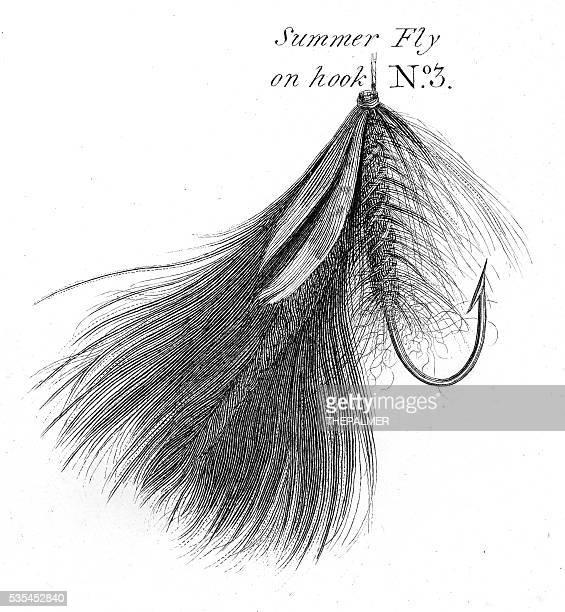Anzol de Pesca gravação 1812