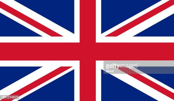 ilustraciones, imágenes clip art, dibujos animados e iconos de stock de bandera de reino unido - bandera del reino unido