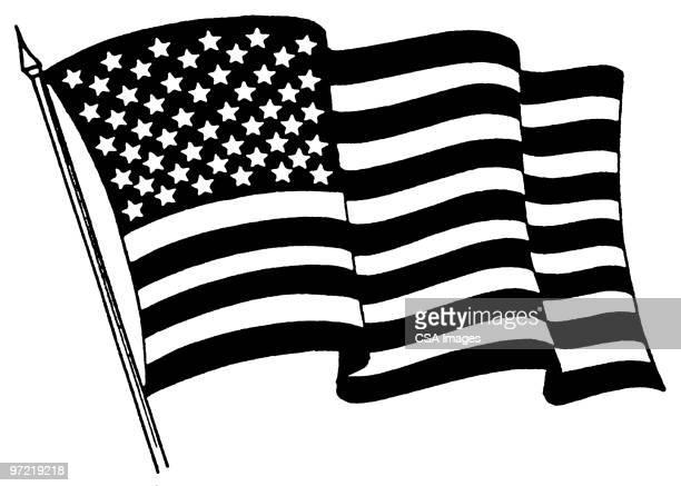 flag - politics illustration stock illustrations