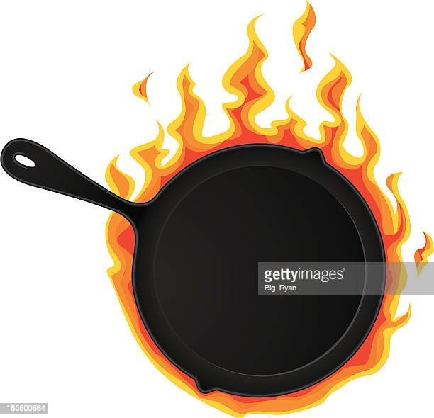 frying pan stock illustrations and cartoons getty images Clip Art Black and White French Fry Clip Art Black and White French Fry