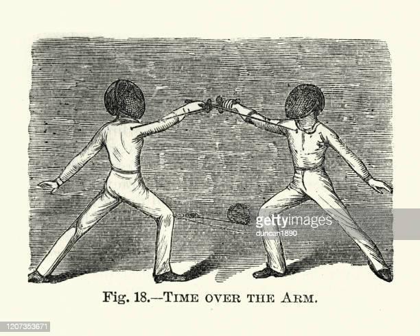 Fencing Sport Clipart Png, Transparent Png - kindpng