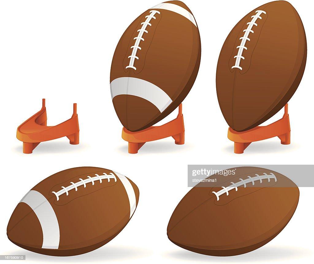 Football and Tee