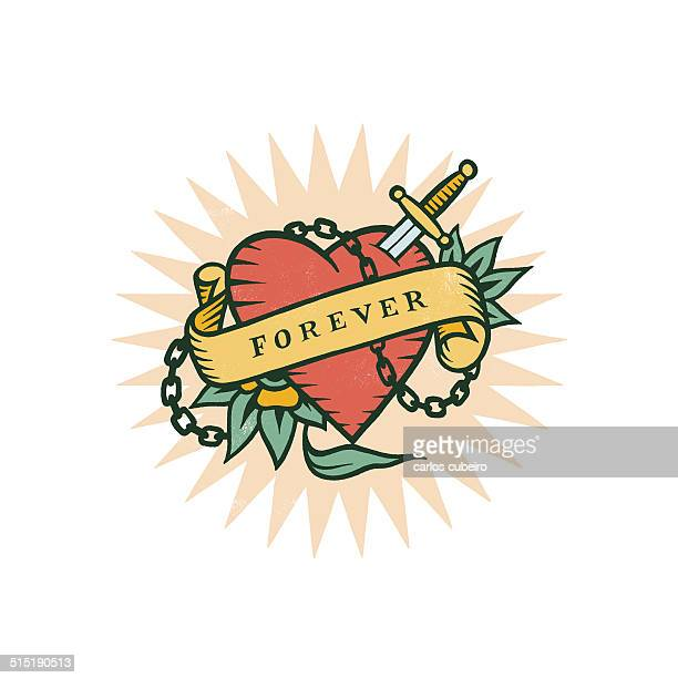 Forever Love Symbols Stock Photos And Pictures Getty Images