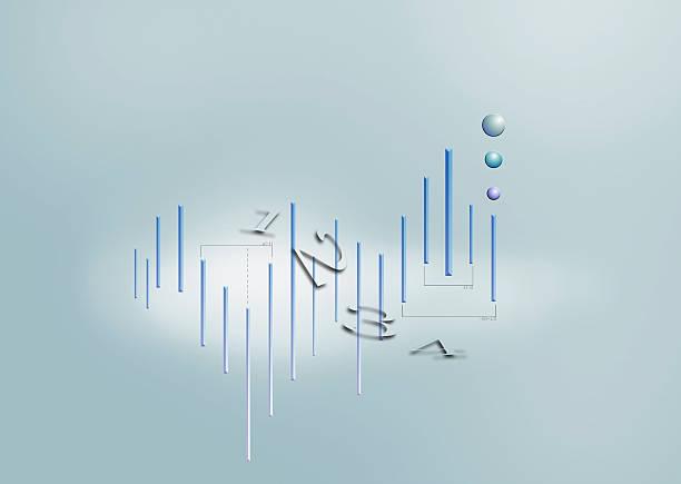 Formula, Graph, Math Symbols Wall Art
