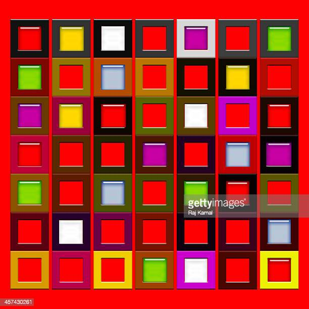 frames and squares creative design - {{relatedsearchurl('racing')}} stock illustrations, clip art, cartoons, & icons
