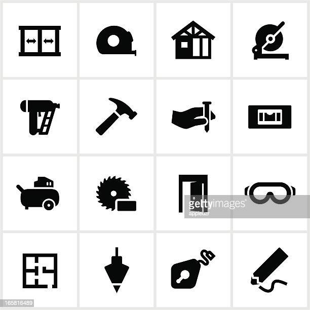 Framing and Construction Icons