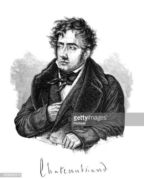 Francois René de Chateaubriand, était un écrivain Français, homme politique et diplomate, historien, qui a fondé le romantisme en littérature Français