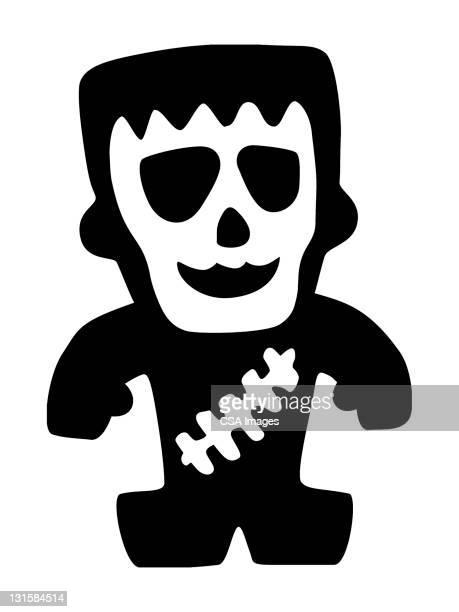 Frankenstein High Res Illustrations - Getty Images