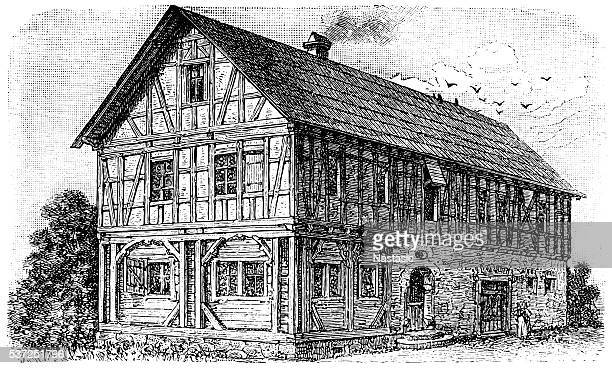 Frankish - Thuringian farmhouse
