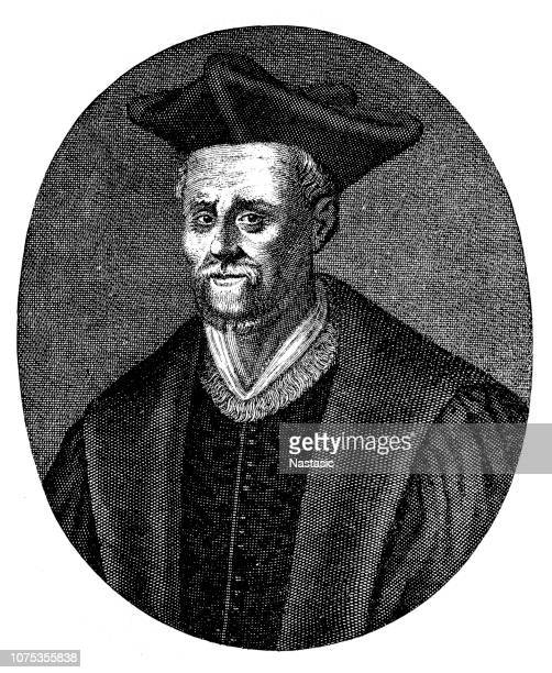 François Rabelais (c.1483-1553), écrivain Français