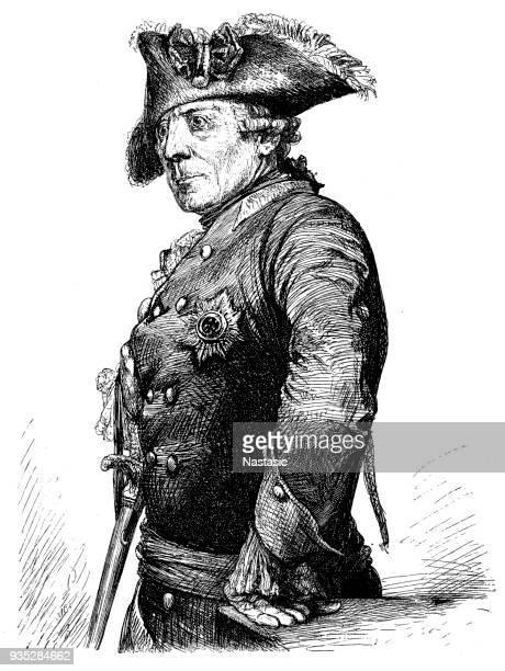 Frederik II (Frederik de grote, 1712-1786)
