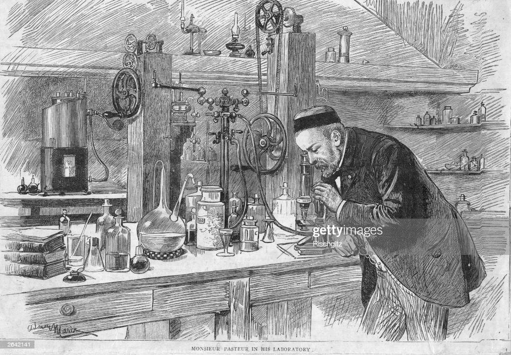 Pasteur : News Photo