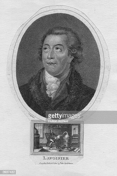 French chemist Antoine Laurent Lavoisier He was later guillotined despite his work for the state into the problems of taxation as a farmer of taxes...