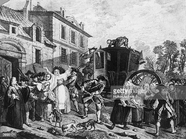French police raid a brothel and dispatch the occupants to America. A shortage of female volunteers to people the new transatlantic colonies made...