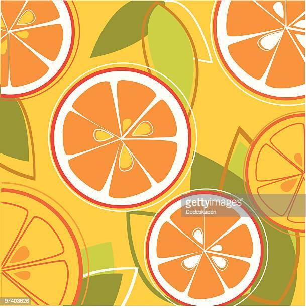 Fresh Taste of Summer Orange