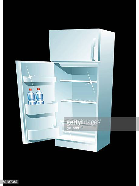 フリッジ - 冷蔵庫点のイラスト素材/クリップアート素材/マンガ素材/アイコン素材