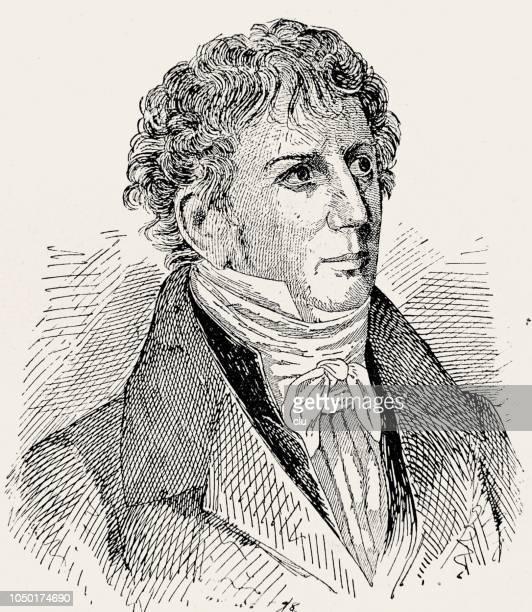 Friedrich Wöhler, german scientist, 1800-1882