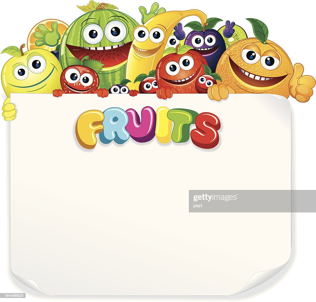 Fruits Sign