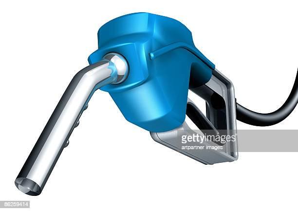 Fuel Nozzle or Filler for Petrol Fuel or Gasoline