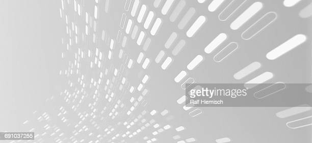 full frame shot of abstract pattern - digitally generated image stock illustrations