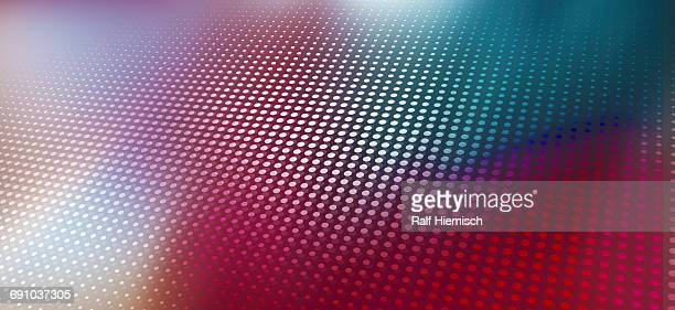 full frame shot of spotted abstract background - spotted stock illustrations