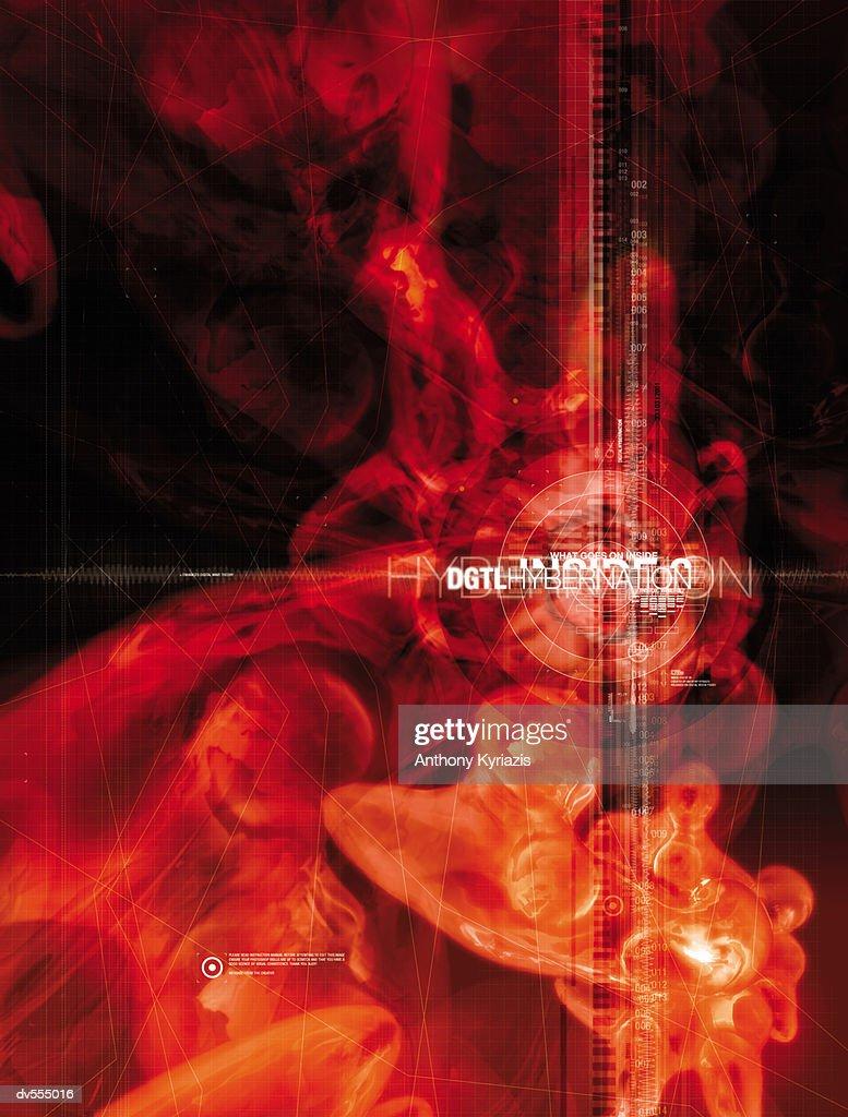 Futuristic Abstract : Illustration
