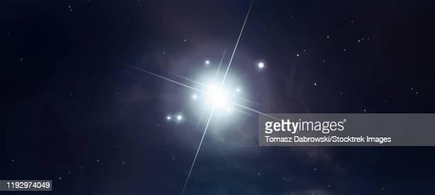 ilustraciones, imágenes clip art, dibujos animados e iconos de stock de galaxy far far away, in a different time and space. - galaxiaespiral