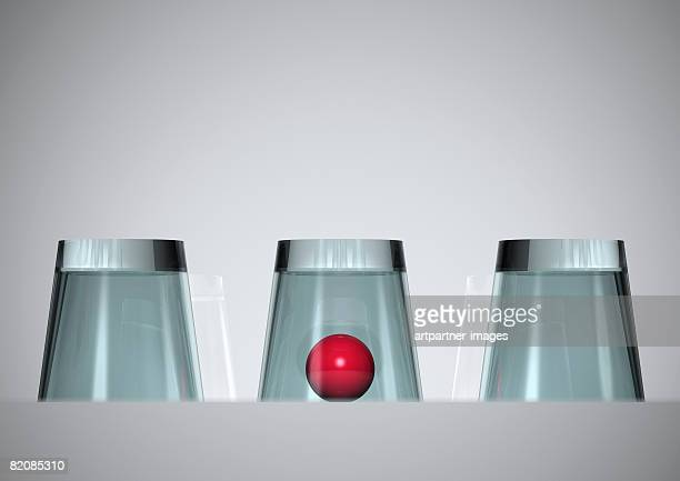 game involving glasses and a ball. - transparent stock illustrations