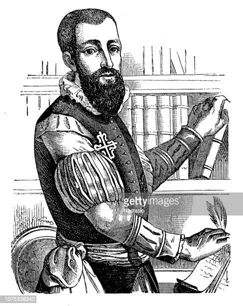 Garcilaso de la Vega (c. 1501 – 14 October 1536) was a Spanish soldier and poet