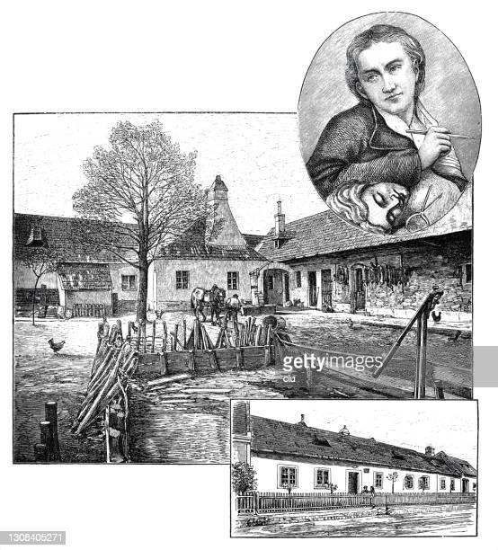ゲオルク・ラファエル・ドナー、オーストリアの彫刻家、メダリスト、1692-1741 - 名作 発祥の地点のイラスト素材/クリップアート素材/マンガ素材/アイコン素材