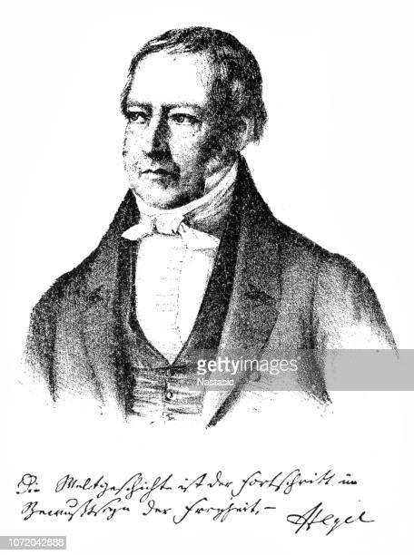 Georg Wilhelm Friedrich Hegel was a German philosopher and an important figure of German idealism