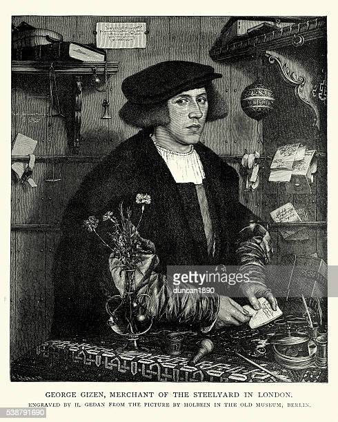 16 Hans Holbein The Younger St...