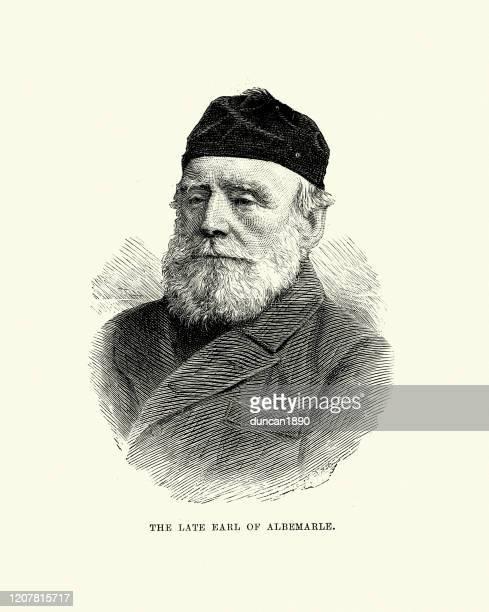 ジョージ・ケッペル (第6代アルベマール伯爵) - 1890~1899年点のイラスト素材/クリップアート素材/マンガ素材/アイコン素材