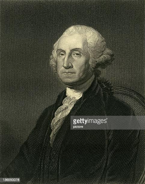 George Washington,1st President of the United States.