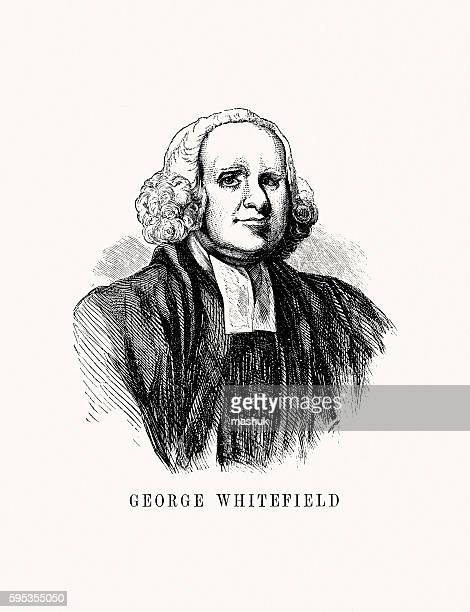 george whitefield - governmental occupation stock illustrations, clip art, cartoons, & icons
