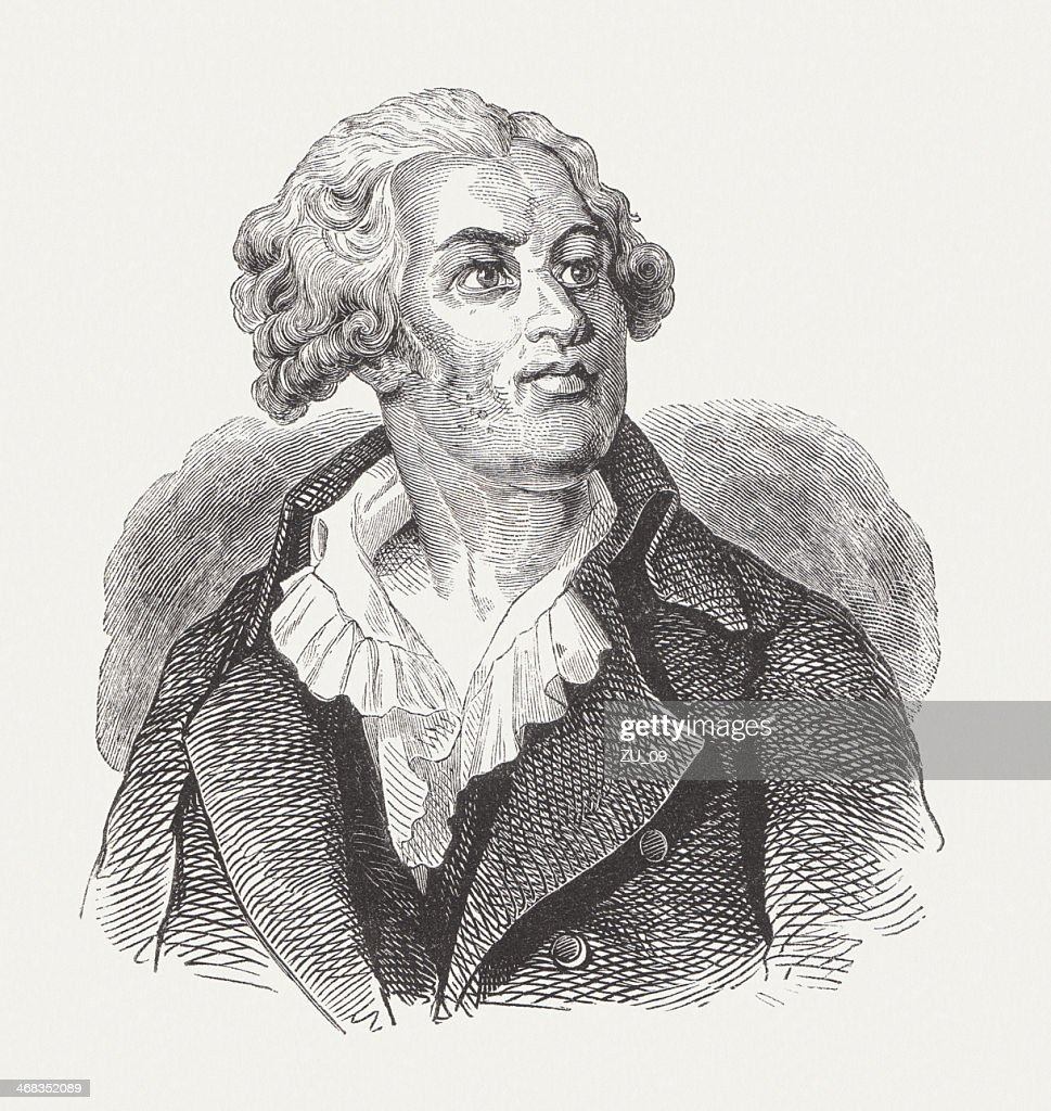 Georges Danton georges danton leading figure of french revolution published