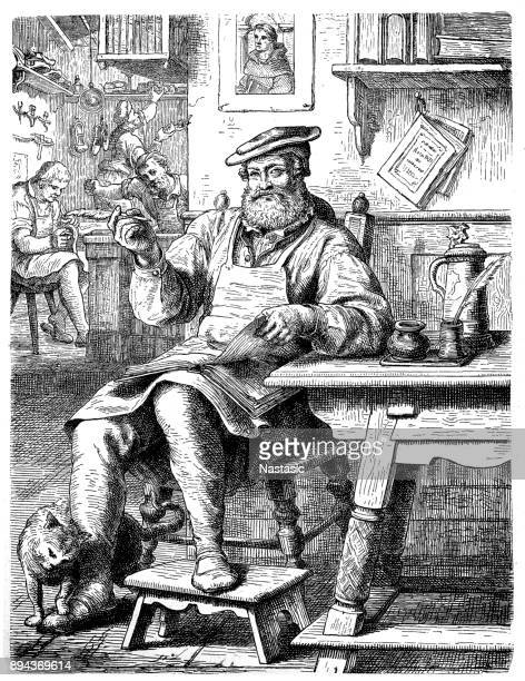 Duits Burgess (titel) van de 16e eeuw