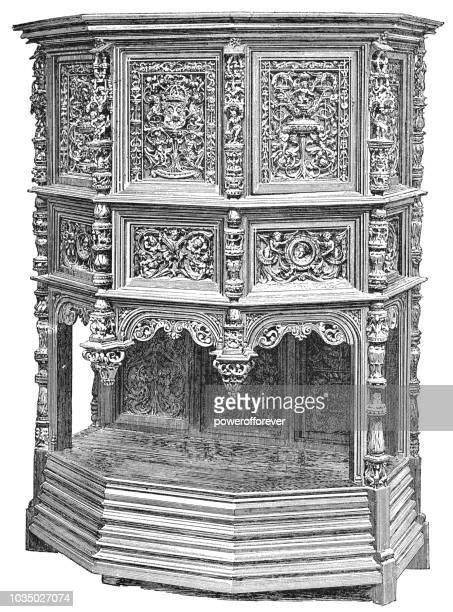 German style Credenza (16th Century)