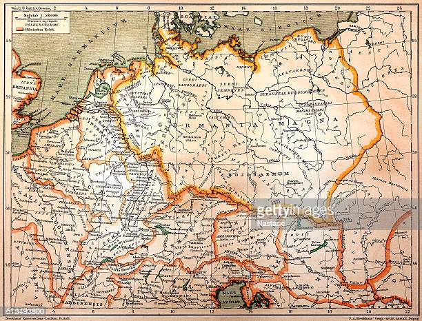 Germania in 2 century after Christ