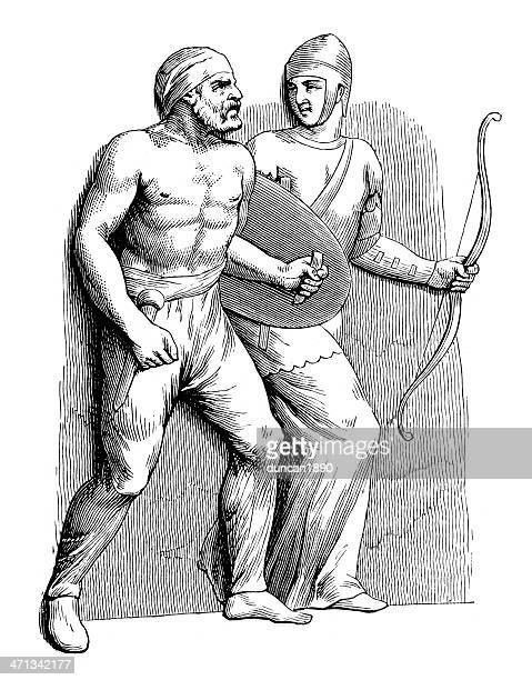 Germanic and Gallic auxiliaries