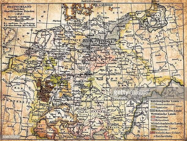 ドイツ - 16世紀のスタイル点のイラスト素材/クリップアート素材/マンガ素材/アイコン素材