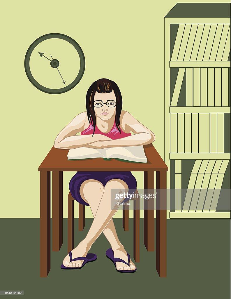 Girl_bored_from_studies